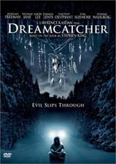 Dreamcatcher on DVD