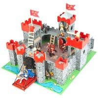 Le Toy Van: Budkins - Lion Heart Castle