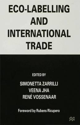 Eco-Labelling and International Trade by Veena Jha image