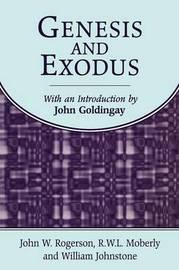 Genesis and Exodus by John Goldingay image