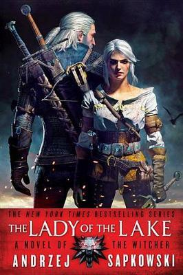 The Lady of the Lake by Andrzej Sapkowski image