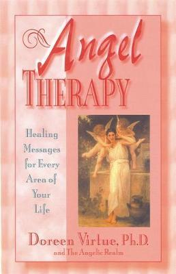 Angel Therapy by Doreen Virtue image