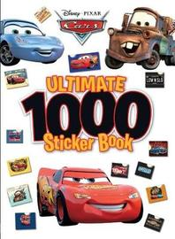 Disney Pixar Cars: Ultimate 1000 Sticker Book