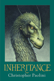 Inheritance (Inheritance #4) (UK Ed.) by Christopher Paolini