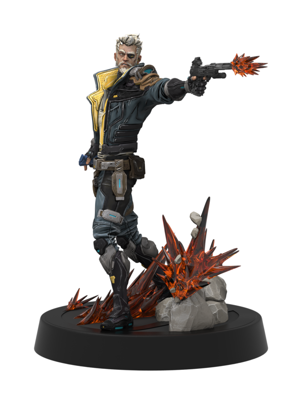 Borderlands 3: Figures of Fandom - Zane