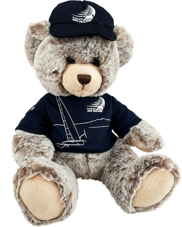 ETNZ: Brown Bear - Plush Toy