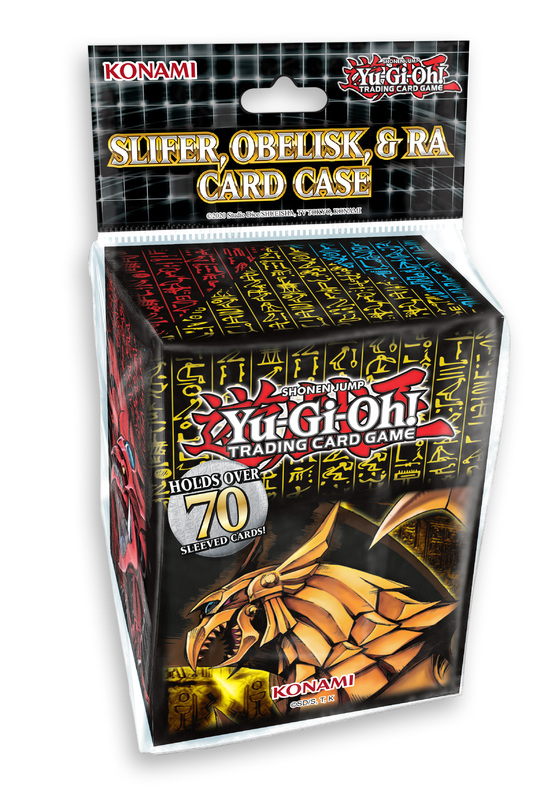 Yu-Gi-Oh! Egyptian God Card Case