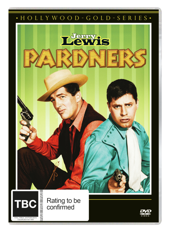 Pardners on DVD