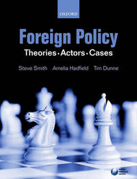 Foreign Policy: Theories Actors Cases image