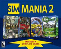 Sim Mania Pack 2 for PC Games