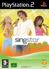 SingStar Pop (Game Only) for PS2