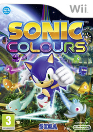 Sonic Colours for Nintendo Wii
