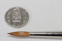 Kolinsky Sable Brush No. 8