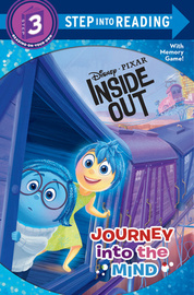 Inside Out: Journey into the Mind (Disney/Pixar Inside Out) (Step into Reading) by Rh Disney