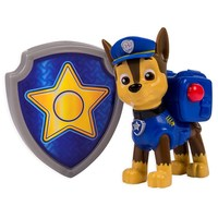 Paw Patrol Actionpack Pup Badge - Chase