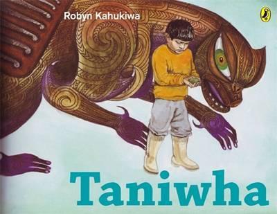 Taniwha by Robyn Kahukiwa image