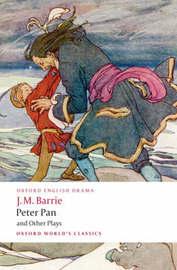 Peter Pan and Other Plays by J.M.Barrie image