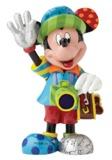 Romero Britto: Tourist Mickey - Large Figure