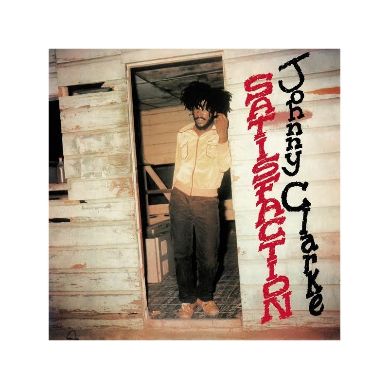 Satisfaction (LP) by Johnny Clarke image