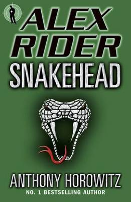 Snakehead (Alex Rider #7) image