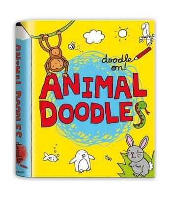 Doodle On!:Animal Doodles