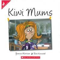 Kiwi Mums by Yvonne Morrison image