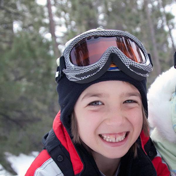 Banz Ski Goggles - Frostbite Black image
