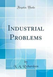 Industrial Problems (Classic Reprint) by N A Richardson image