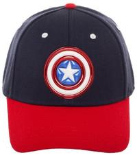 Marvel: Captain America - Flex-Fit Cap image