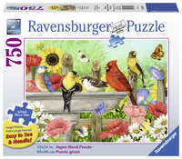 Ravensburger: 750 Piece Puzzle - Bathing Birds