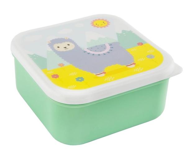 Sass & Belle: Little Llama - Lunch Box