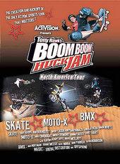 Tony Hawk's Boom Boom Huck Jam on DVD