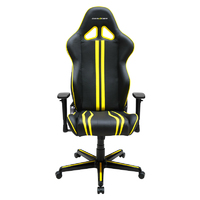 DXRacer Racing Series RZ9 Gaming Chair (Black & Yellow) for