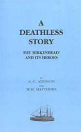 Deathless Story by A.C. Addison image