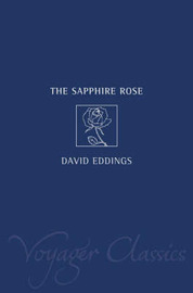 The Sapphire Rose by David Eddings image