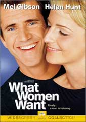What Women Want on DVD