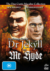 The Strange Case Of Dr Jekyll And Mr Hyde on DVD