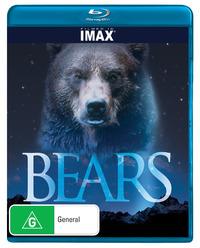 Imax - Bears on Blu-ray