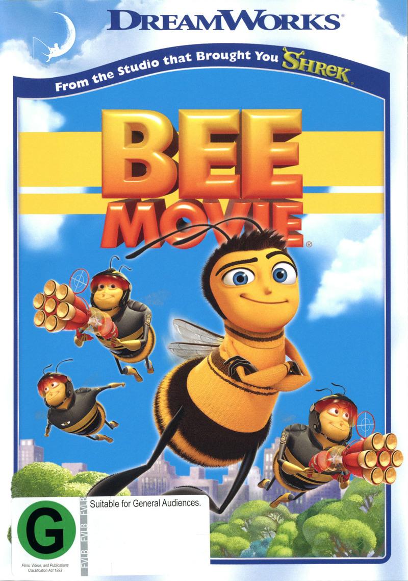 Bee Movie (New Packaging) on DVD image