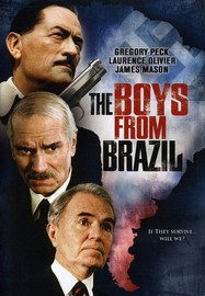 Boys From Brazil on DVD image