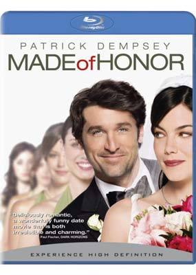 Made Of Honor on Blu-ray