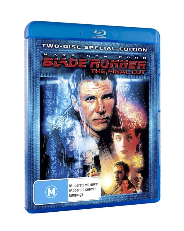 Blade Runner - The Final Cut (2 Disc Set) on Blu-ray