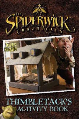 Thimbletack's Activity Book by Jen Funk Weber