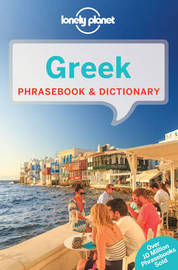 Lonely Planet Greek Phrasebook & Dictionary by Lonely Planet
