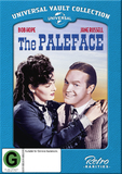 The Paleface on DVD