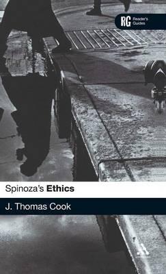 Spinoza's 'ethics' by J.Thomas Cook image
