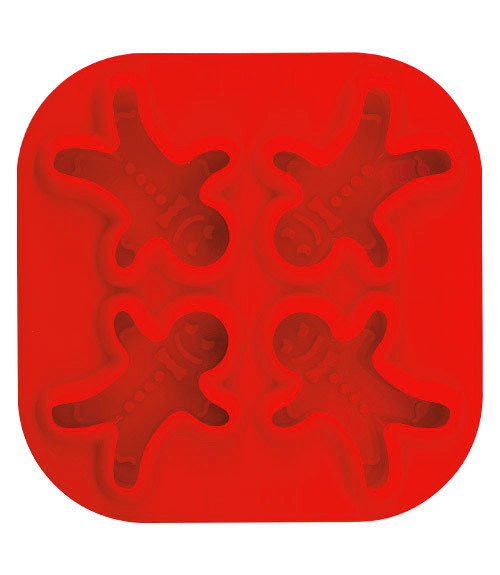 Tovolo: Gingerbread Man Mould Ice Tray
