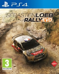 Sebastien Loeb Rally Evo for PS4