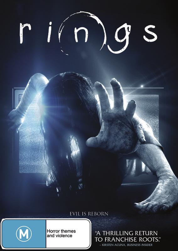 Rings on DVD