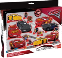Disney Cars 3 - Colour Standees Kit